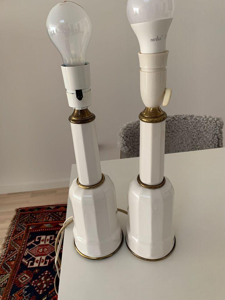 Anden bordlampe, Heiberg