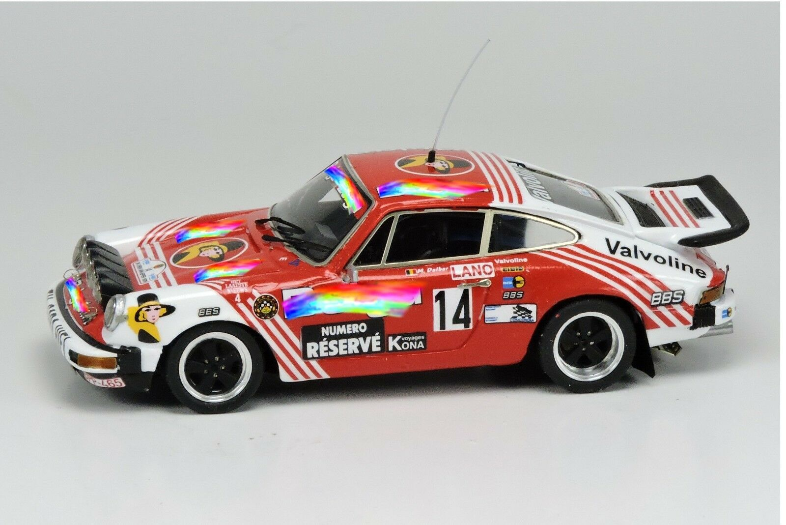 con 60% de descuento kit Porsche 911 911 911 SC Gr.4 Team Belga  14 Ypres 1979 - Arena Models kit 1 43  almacén al por mayor