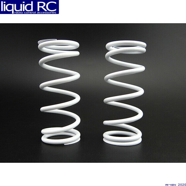 Hot Racing NRO6808 White Firm Preload Shock Springs Arrma Fazon NERO for sale online