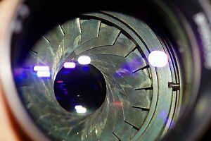 40cm ANTIQUE 400mm AERIAL Lens AIRCRAFT SPACE PROBE LENS LUFTWAFFE REIHEN 40/12