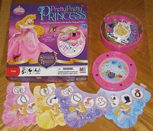 Disney Dormir Belleza Pretty Pretty Princess Juego Joyería