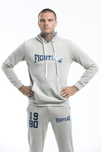 "Muay Thai MMA K1 Fightlab /""Vintage/"" Tracksuit Bottoms"