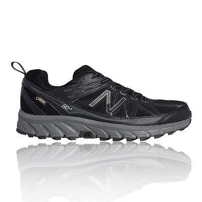 New Balance MT610v4 Mens Black Trail Waterproof Running Shoes 4E Width