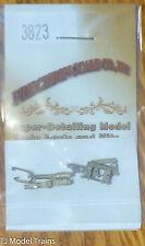 Precision Scale HOn3 #3823 Lead Truck Kit, No wheels (Casey Jones Parts)