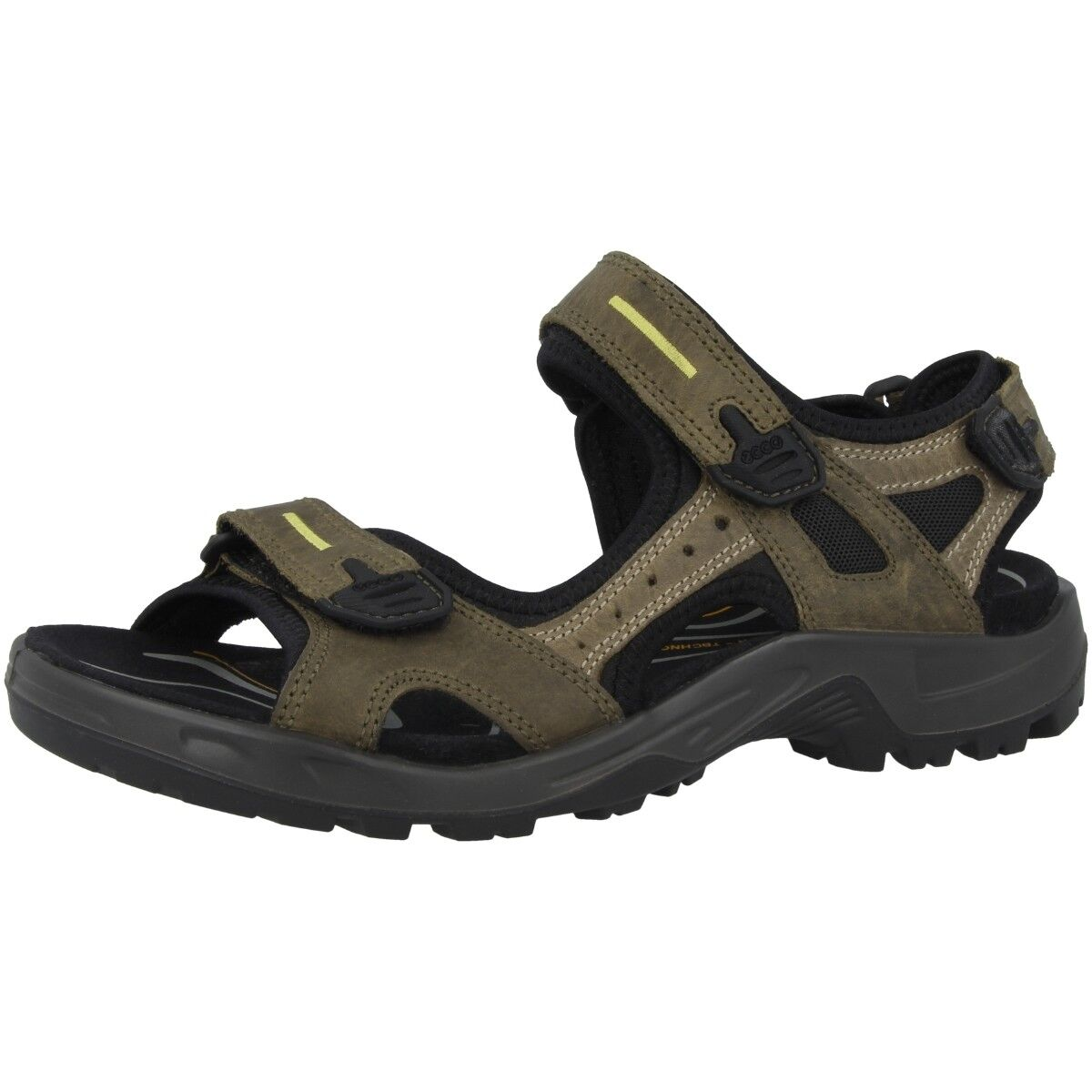 Ecco todoterreno Yucatan Men caballero zapatillas  sandalia Tarmac Moon 069564-56396 trekking  ordenar ahora