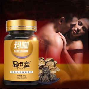 Maca-root-Capsules-600mg-Blet-Cady-100-Natural-60-Capsules-Exotic-Herb-For-Men