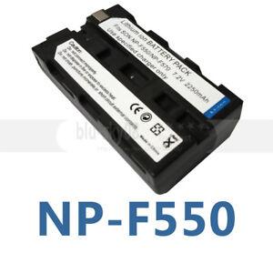 Battery-for-SONY-NP-F550-Mavica-MVC-FD73-MVC-FD75-Digital-Camera