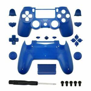 PS4-Slim-Nuovo-di-zecca-PRO-JDS-040-V2-Controller-Blu-custom-RICAMBIO-GUSCIO-COMPLETO