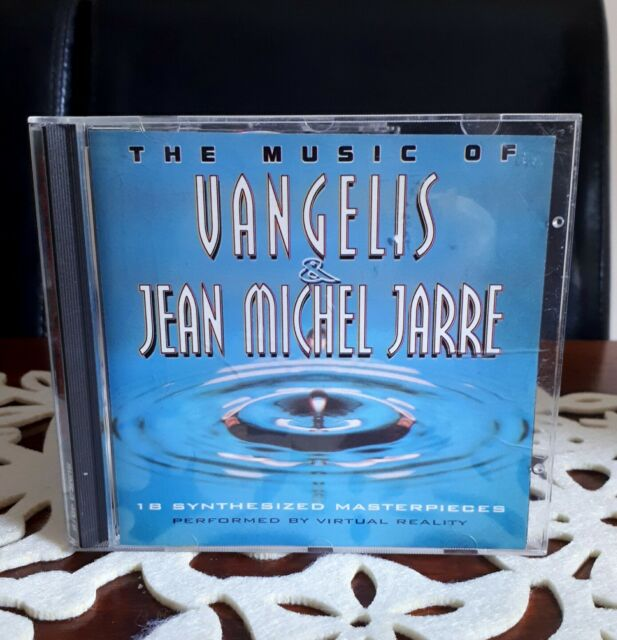 Virtual Reality - The Music Of Vangelis And Jean Michel Jarre (CD 1996)