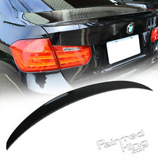 --PAINTED #475 BMW 3ER F30 4DR Performance P Type REAR TRUNK SPOILER 320i 328i