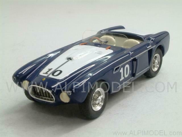 Ferrari 340 Mexico Spider Pebble Beach 1953 - W. Spear 1 43 ART 206