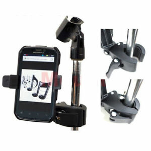 san francisco b2061 988bf Details about EASY TO INSTALL Mic Music Microphone Stand Mount for Apple  iphone 7 Plus 6S 6 SE