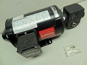 Marathon electric black max inverter duty motor dorner for Marathon black max motors