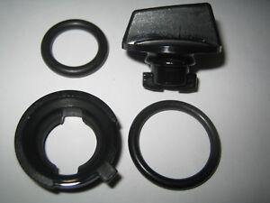 Set-Original-BMW-Oleinfuellrohr-Kappe-R850GS-R1100GS-R1150GS-Adventure-filler