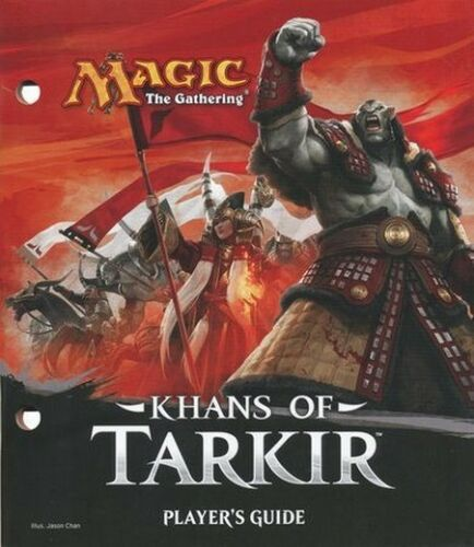 Khans of Tarkir Fat Pack/'s Player/'s Guide MTG MAGIC the GATHERING New
