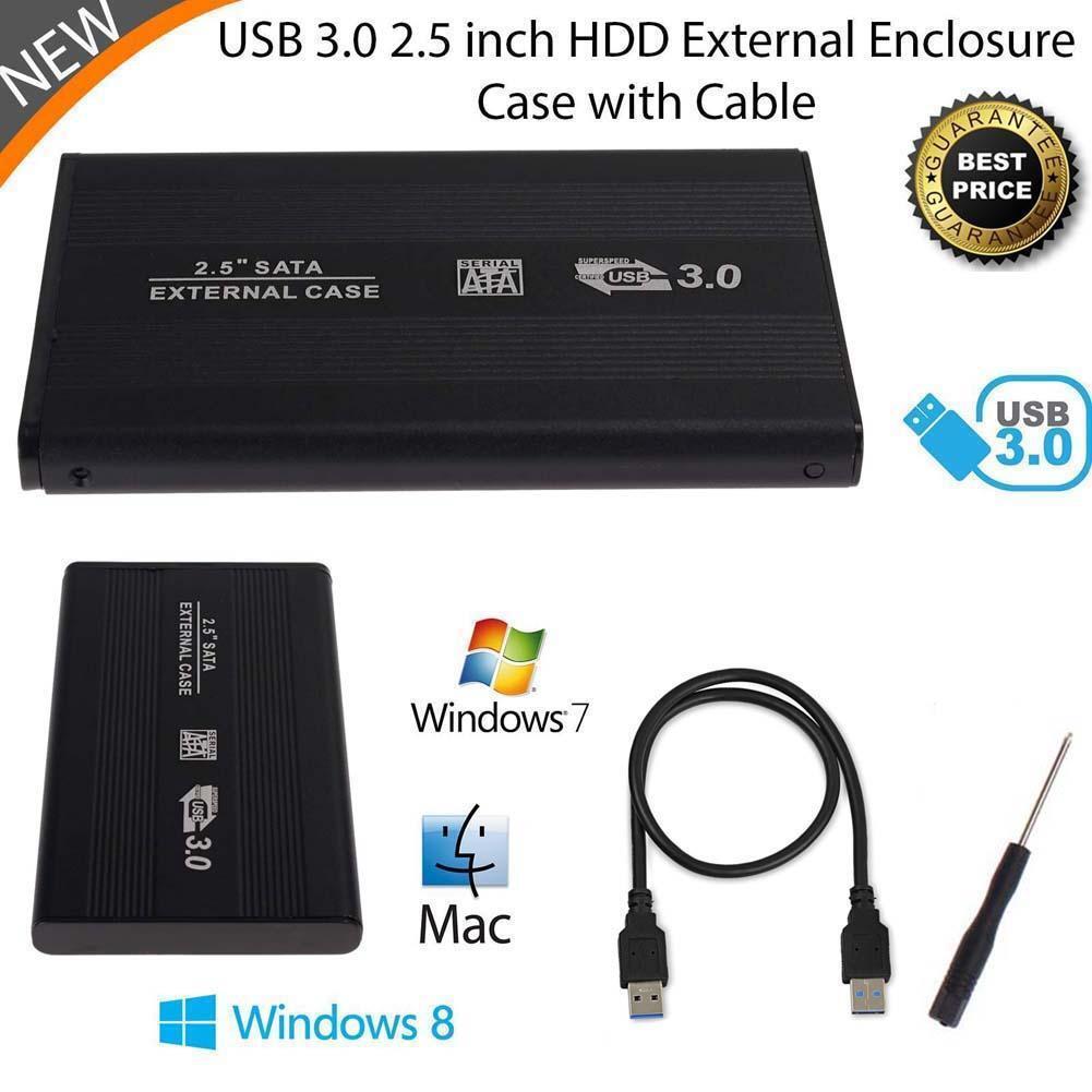 External Hdd Ssd 25inch Usb 30 Hard Disk Drive Enclosure Case Casing Harddisk Sata 3o Orico 2139u3 Caddy Pd Ebay