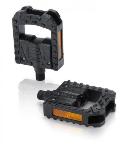 Reflektor XLC Faltpedal PD-F01 Kunststoff schwarz