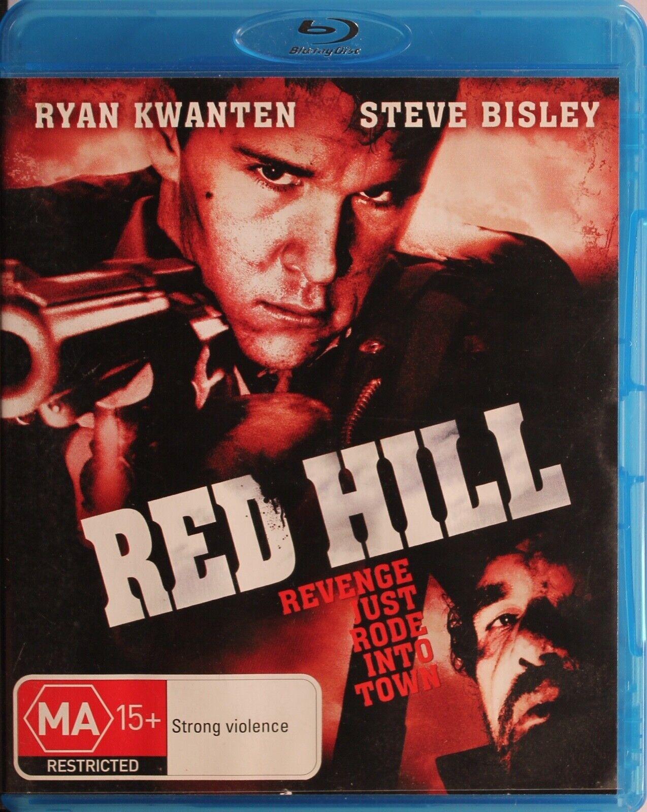 Image 1 - Red-Hill-Blu-Ray-Ex-Rental-Free-Post