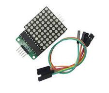 5 Pcs Max7219 Dot Led Matrix Display Module Scm Control Module For Arduino