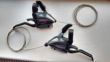 Shimano STI  7 & 3  21 speed cycle / bike  brake levers gear shifters ST-EF51