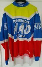 Kenny Double D Design MX Jersey XS M Motorcross Aad Enduro Quad SX Classic Fox