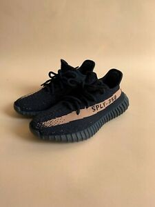 timeless design be0ca ff658 Details about Adidas x Yeezy Boost 350 V2 Copper Sz 6 Black Kanye West  BY1605 Originals