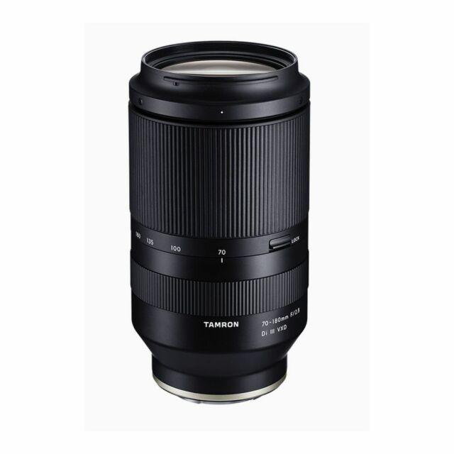 Tamron 70-180mm f/2.8 Di III VXD Lens for Sony E (A056)