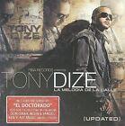 Melodia de La Calle [Updated Version] by Tony Dize (CD, Nov-2009, Sony Music Distribution (USA))