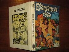 IL POCKETTONE NUMERO 8 BIANCANEVE 1930 AGOSTO 1975