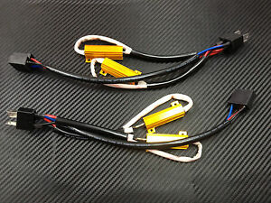S L on H4 Hid Wiring Harness