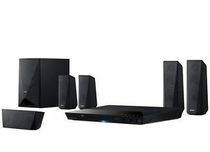 Sony dz350 5.1ch dvd home theater system