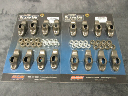 "GM Small Block Rocker Arm Kit 7//16/"" Stud//1.5 Ratio//Long Slot Se Habla Espanol"