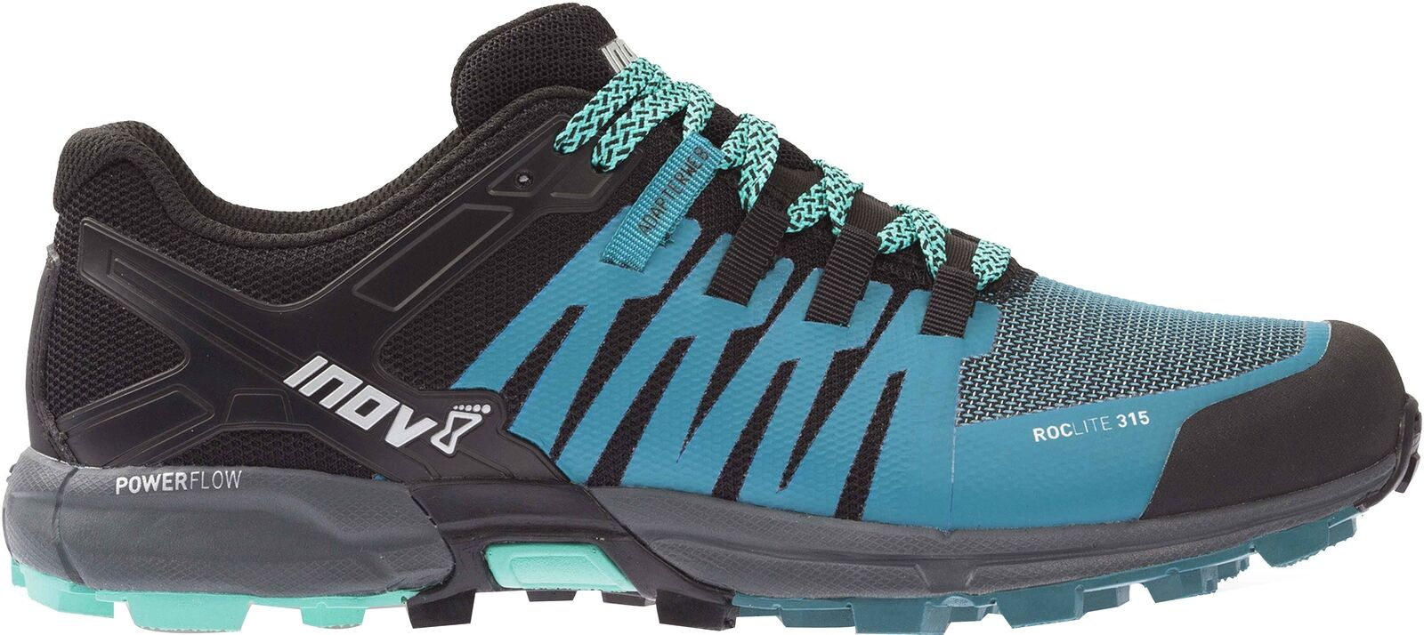 Inov8 Roclite 315 Womens Trail Running shoes - bluee