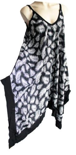 plage 16 14 robe et noiresblanches Avec de taille Uk feuilles d'ᄄᆭtᄄᆭ eWEDIH2Y9