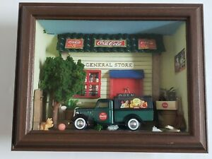 Coca-Cola-Shadowbox-1998-Vintage-Limited-Edition-12-100-Excellent-Condition