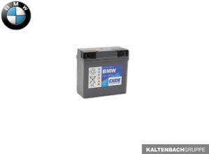 Original BMW Motorcycle Battery Maintenance-Free 12V 19AH - 61212346800