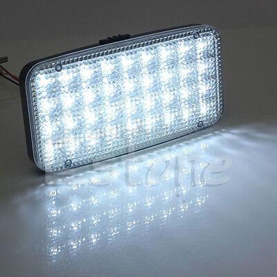 White 36 LED Car Vehicle Dome Roof Ceiling Interior Light Lamp DC 12V HOT