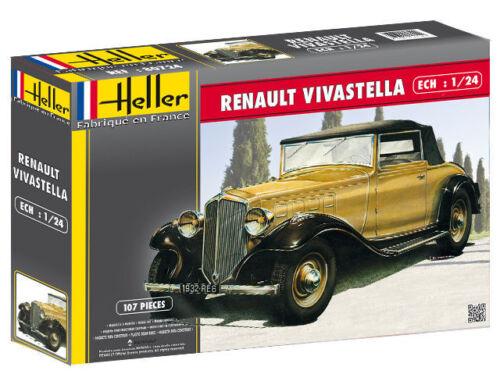 Heller 80724-1:24 Renault Vivastella Neu