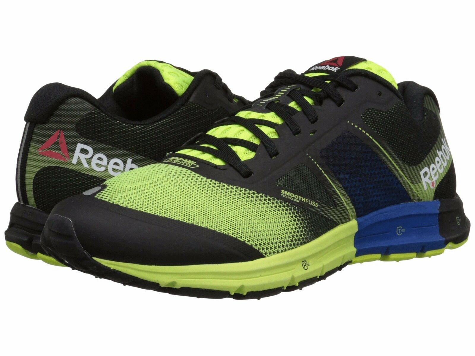 New Men's Reebok One Cushion 2.0 Athletic Sneakers Shoes SZ 13