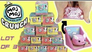 Moj Moj Crunch Series Bundle of 2 MGA Entertainment Colors Vary