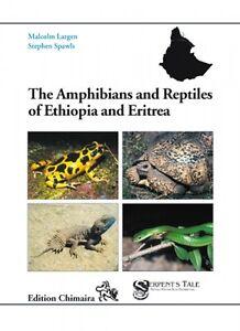 Chimaira: Amphibiens Et Reptiles D'Éthiopie 9783899734669