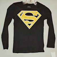 Halloween Supergirl Youth Girls Long-sleeve T-shirt (sizes: Small - Large)