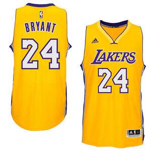 Image is loading Kobe-Bryant-Los-Angeles-Lakers-24-Swingman-Jersey- 8b172c02f