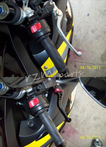 FXCNC For KTM 390 125Duke//RC390 125 2014-2018 CNC Brake Clutch Levers Short//Long