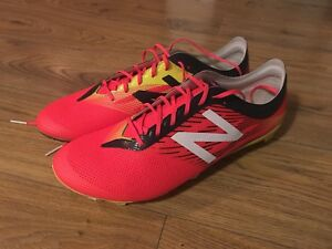 1e7b4769c Mens New Balance Furon 2.0 Pro FG - Bright Cherry Football Boots ...