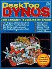 DeskTop Dynos: Using Computers to Build and Test Engines Includes PC software