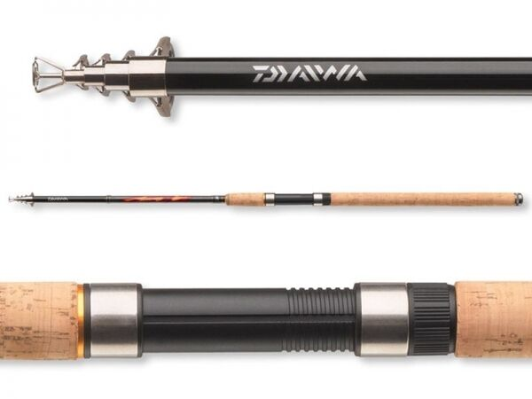 DAIWA Megaforce tele 40 540g