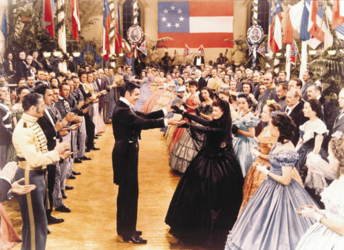 """GONE WITH THE WIND  8/"""" X 10/"""" GLOSSY PHOTO REPRINT"""