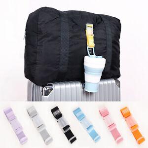Anti-lost-Clip-Luggage-Hang-Belt-Travel-Hanger-Buckle-Suitcase-Strap-Bag-Plastic
