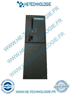 Siemens 6ES7 315-2AG10-0AB0 CPU315-2DP Simatic PLC and MMC 64KB
